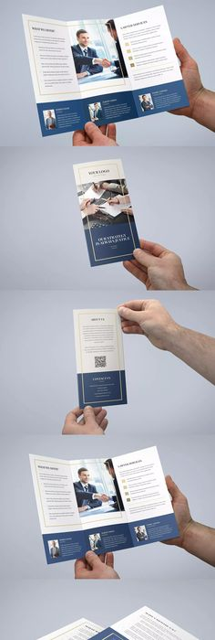 Law Firm Brochure Design  Brochures