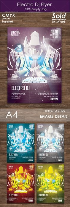 Jazz Flyer  Poster Template  Concert Flyer Flyer Template And