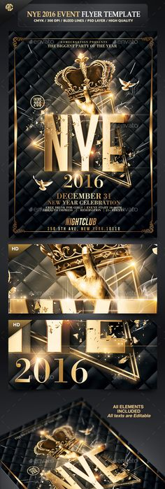 Night Club Trance Event Flyer And Poster Template  Event Flyers