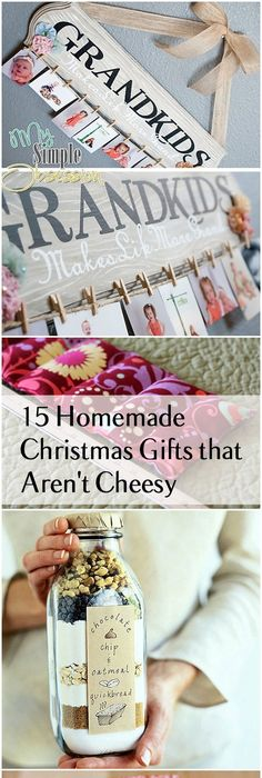 39 creative diy gifts to make for mom creative photos bath 15 homemade christmas gifts that arent cheesy solutioingenieria Image collections