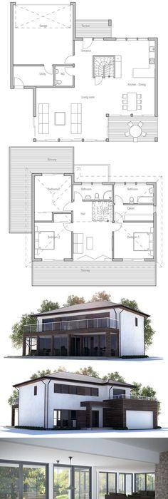 Modèle de maison Maison PRO-eco® PATIO -  Retrouvez tous les types