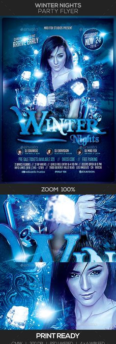Graphicriver University Party Flyer  Digital  Polygraphy