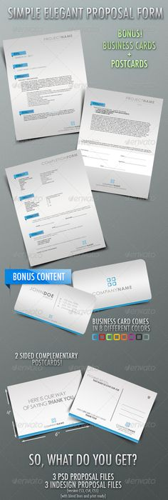 How To Do A Invoice Socialbiz Social Media Proposal  Proposals & Invoices Stationery .