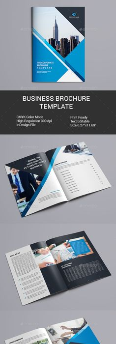 Dj A5 Brochure Template Brochure Template Brochures And A5