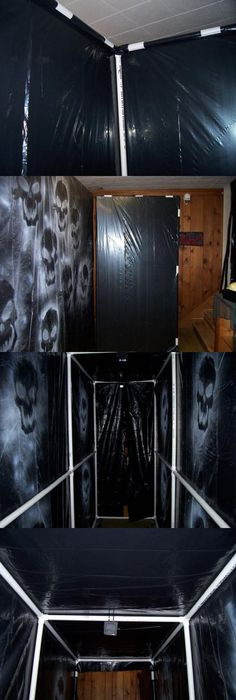 Spooky Haunted House Ideas That Will Give You Chills Haunted - halloween haunted house ideas