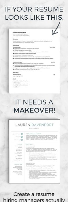Free Resume Templates In Word You Can Download Customize Print