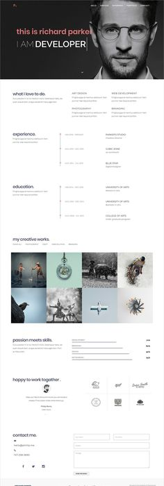 Portfolio For Resume Naaz Sarif  Resume Pack  Resume Cv Psd Templates And Template