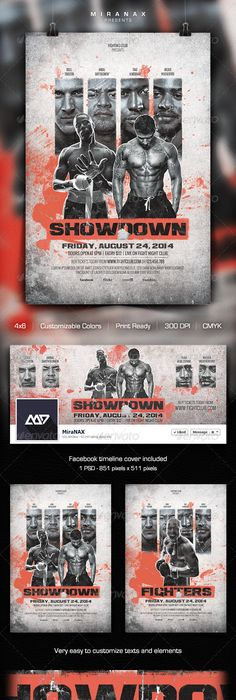 Showdown Flyer Template After School Program Flyer Template By