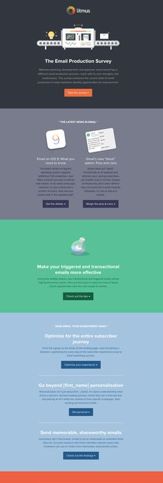 Email Newsletter Design Ideas U0026 Examples For Your Inspiration.