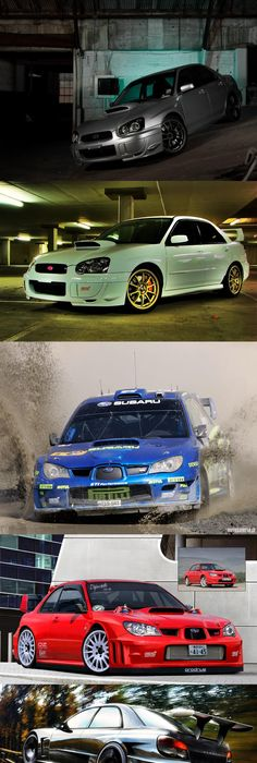 Subaru Impreza STI Another One Iu0027ll Probably Never Get To Drive,