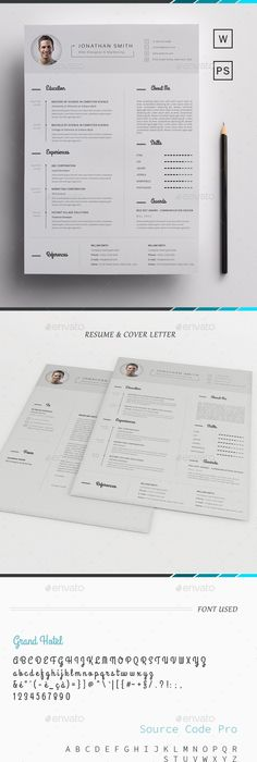Resume File Format Clean Resumecv  Resume Cv Cv Template And Template