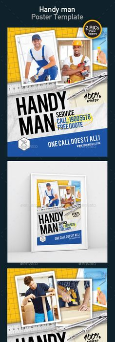 Plumber Service Flyer  Adobe Photoshop Fonts And Flyer Printing