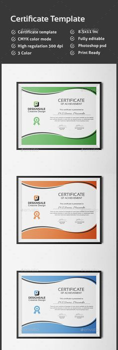 Certificate  Certificate Template And Certificate Design