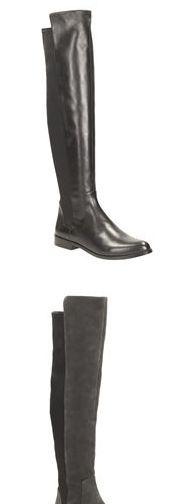 Die Over Knee Stiefel im topaktuellen Reitstil überzeugen durch ihre  Schlichtheit. Alle Damenstiefel von Clarks 92a42c4c51