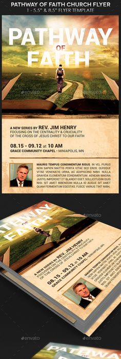 Ark Church Flyer Poster Template Template Print Templates And
