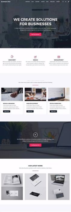Homerent WordPress Hotel Business Theme | Best WordPress Themes ...
