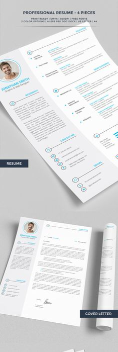 Ansel - Resume and Cover Letter Template Cover letter template