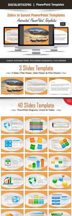 Impress and engage your audience with reclining buddha powerpoint impress and engage your audience with zebra in sunset powerpoint template and zebra in sunset powerpoint toneelgroepblik Image collections