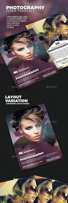 Photography Flyer Photography Flyer Flyer Template And Photography