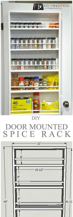 Pallet Spice Rack Pallets Pallet Projects And Pallet