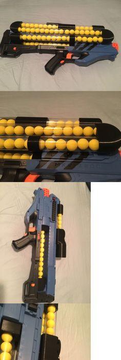 Dart Guns and Soft Darts 158749: New Nerf Rival Zeus Hirricane Blaster Mod  Lipo Team