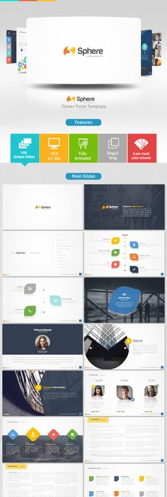 Curve Creative Multipurpose Powerpoint Template Powerpoint