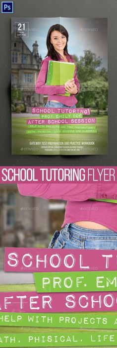 Tutor Flyer  GoogleDa Ara  Stuff To Buy    Teacher
