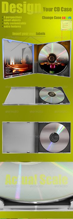 Cd Cover Size And Layout Specifications  Crafts    Cd