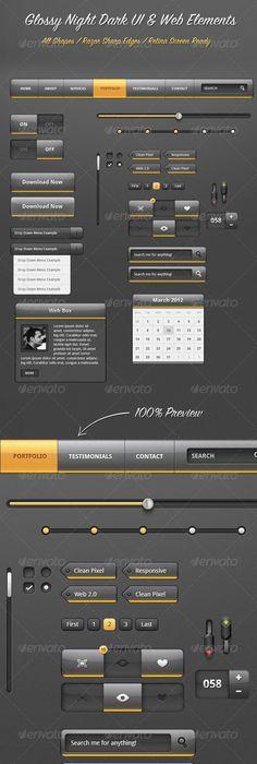 iPhone 5 UI Blueprint Sketch Mockup, Ai illustrator and Template - new blueprint software ios
