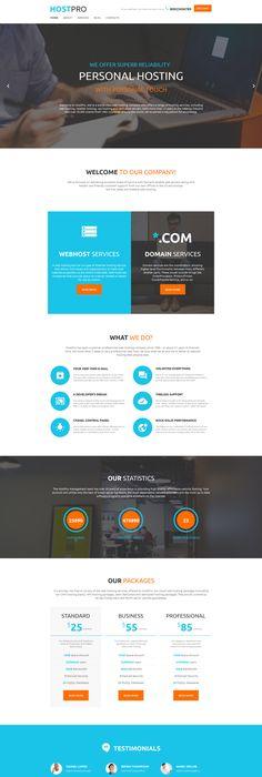 Wizard – Fullpage Portfolio WordPress Theme #responsivedesign #html5 ...