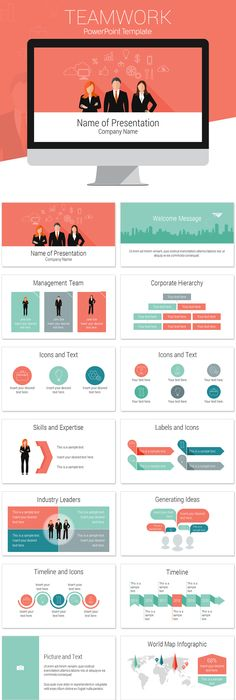 Mark triangle presentation powerpoint keynote template and teamwork powerpoint template toneelgroepblik Image collections