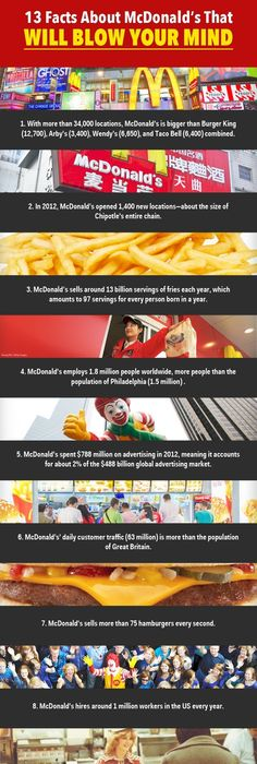 Mcdonalds menu items you didnt know about infographic shrimp 13 facts about mcdonalds that will blow your mind fandeluxe Choice Image