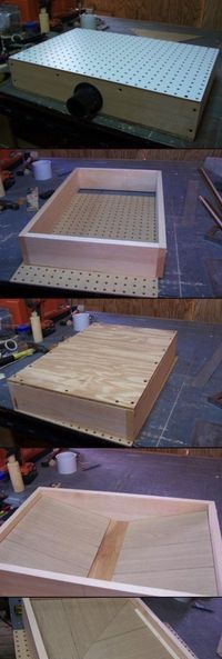 Make A Custom Spray Booth To Finish Projects Indoors Diy