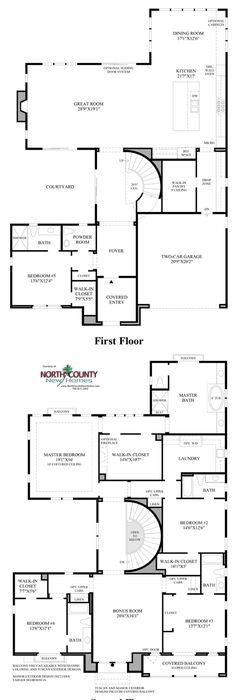the oaks of calabasas classics plan Home--Floorplans I u003c3 - new blueprint hair design
