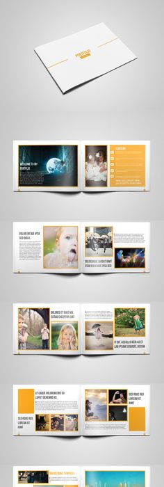 Annual Report Template Indesign Indd 32 Pages A4 And Us Letter