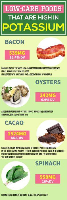 Foods High In Potassium A Total List Of Potassium Rich Foods