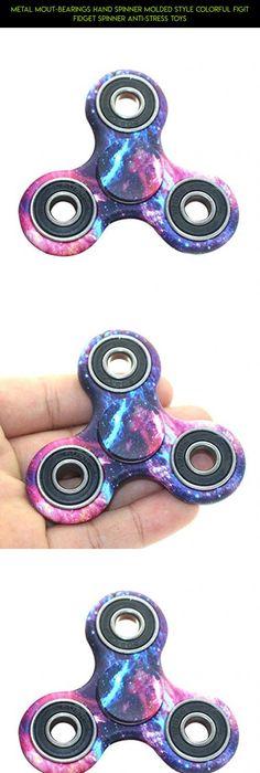 FAST TRI SPINNER FIDGET Toy EDC Hand Finger Spinner Desk Focus