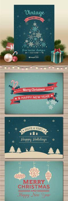 Set of flat line design 2018 christmas greeting cards greeting set of flat line design 2018 christmas greeting cards greeting card template christmas greeting cards and card templates reheart Images