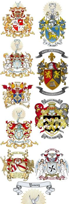 Coat Of Arms Diagram Wikipedia  A Lil Of This A Lil Of That