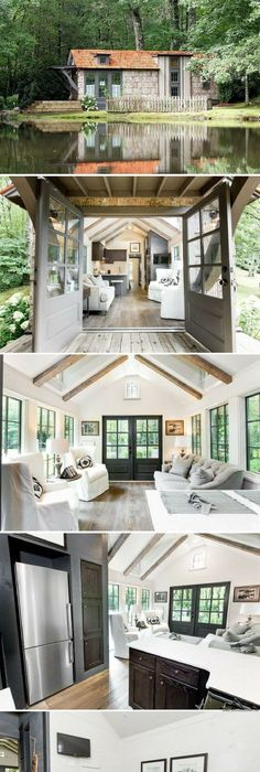 Container House   The Low Country: A Luxury Southern Inspired Park Model  Home From Clayton Homes   Who Else Wants Simple Step By Step Plans To Design  And ...