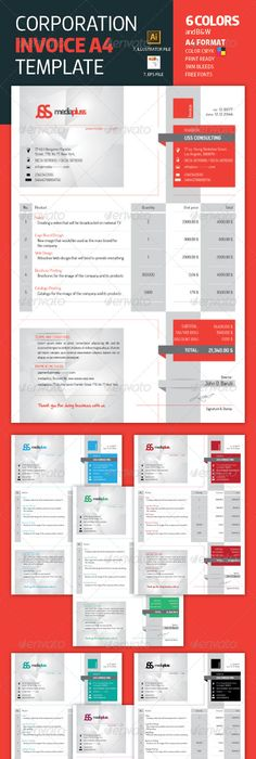 CssTricks Editable Invoice  Document Templates