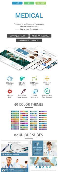 Prism minimal powerpoint template builder business powerpoint medical powerpoint presentation template toneelgroepblik Images