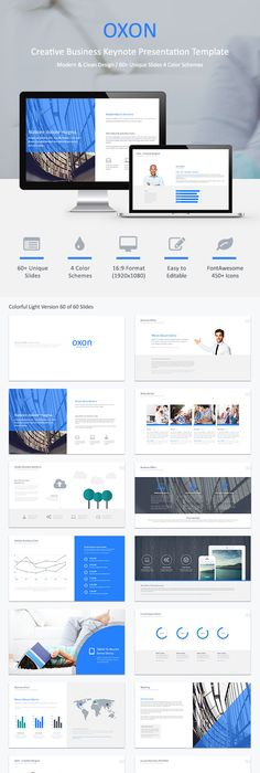 Omega Bussiness Powerpoint Template Presentation templates, Omega
