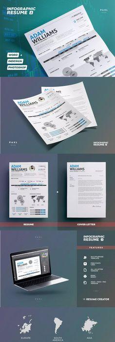 Resume Templates Indesign Pleasing Modern Resume Template Indesign Indd  Resume  Cv Design Templates .