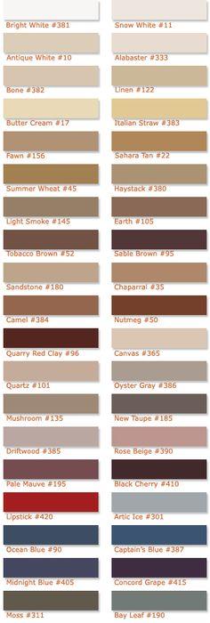Polyblend grout colors colors 2 pinterest polyblend grout