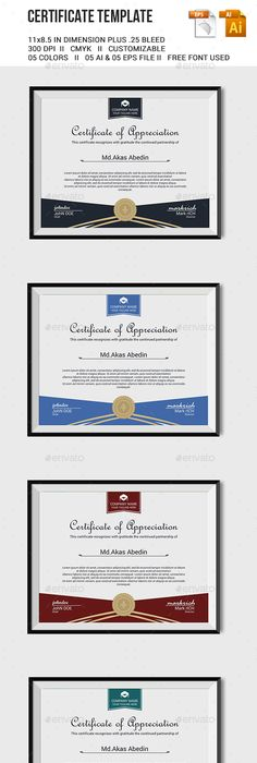 Modern ms word certificate template stationery templates certificate template vector eps ai download here httpgraphicriver yadclub Gallery
