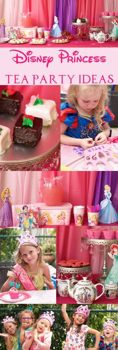 Disney Princess Party Bdayonbudget Ad Walmart