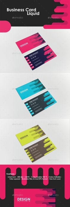 Business card business cards print templates and business colourmoves