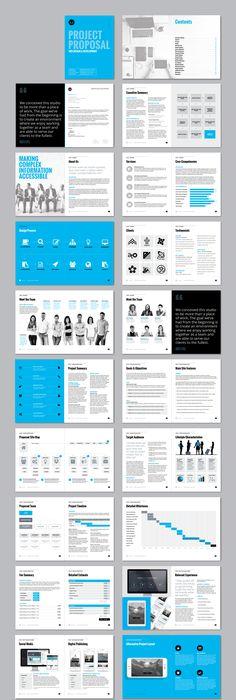 Vertical timeline infographic template by David Darko, via