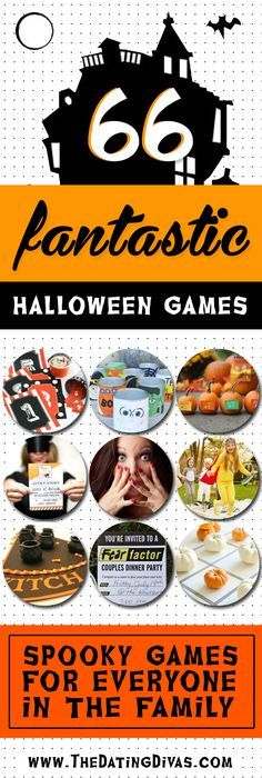 Halloween Games For The Whole Family YES I Cant Wait To Have A Party TheDatingDivas